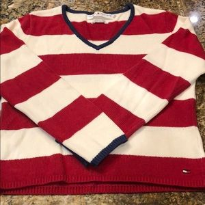 Tommy Hilfiger sweater v neck